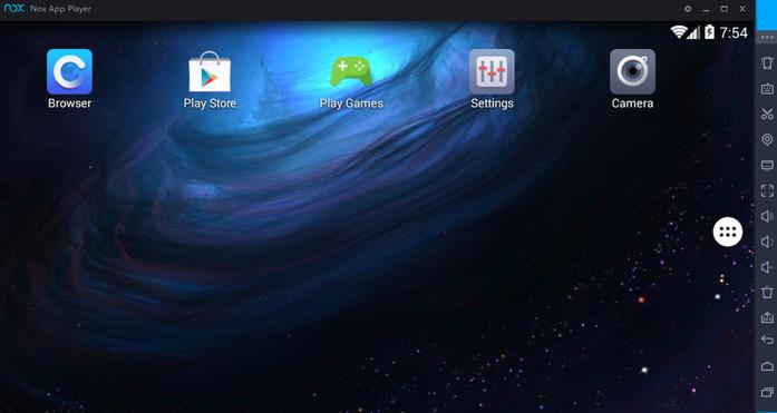 TuTuApp على الكمبيوتر باستخدام محاكي Nox player