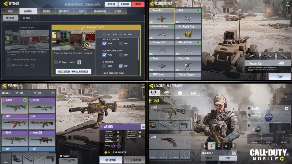 لعبة Call Of Duty مهكرة للايفون - متجر الارنب
